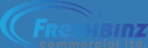 Freshbinz Commercial Ltd Logo